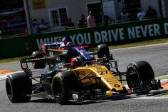 ルノー:トップスピード不足で厳しいレース / F1イタリアGP  [F1 / Formula 1]