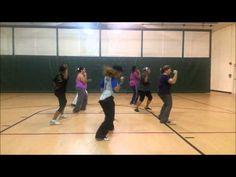 ▶ Que Viva La Vida Wisin y Yandel Zumba with Erika - Dance Fitness - YouTube