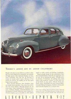 1937 Lincoln