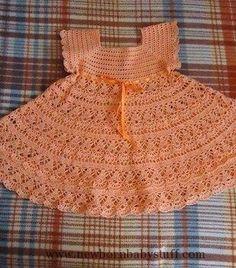 Crochet Baby Dress crochet patterns...