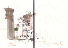 Toulouse St Cyprien  (via Flickr)