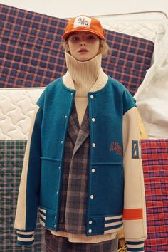 Let me introduce you to Ader Error, my latest obsession. Who is Ader WHO, you ask? Let's just say, if you married the androgynous aesthetic of Vetements (but at a much more realistic price range), the Girl Fashion, Fashion Outfits, Womens Fashion, Fashion Design, Fashion Trends, Street Style, Mode Inspiration, Editorial Fashion, Streetwear Men