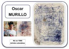 Oscar Murillo - Portrait d'artiste en PS/GS