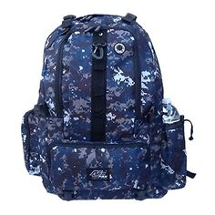 21 2800cu in Great Hunting Camping Hiking Backpack DP021 DMBK DIGITAL CAMOUFLAGE ** Learn more by visiting the image link.