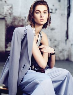 visual optimism; fashion editorials, shows, campaigns & more!: bo don by max abadian for l'officiel mexico may 2014