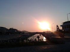 Fethiye #günbatımı