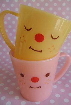 Mugs by Decole.
