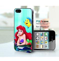iPhone 5 Case  Little Mermaid  iPhone 5 case iPhone5 by PIX2case, $9.99