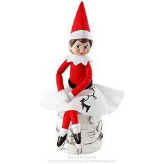 Elf on the Shelf Rockin' Reindeer Skirt | Wonder Works Toys