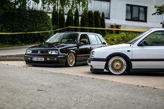 Vw Racing, Golf Mk3, Mk1, Volkswagen Golf, Euro, Porsche, Classic Cars, Rabbit, Lovers