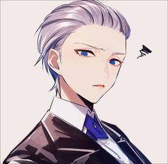@yayuyo_0903: ロード・エルメロイ7/6 あんスタ7/7 2019-06-28 22:16 Boy Character, Character Creation, Handsome Anime Guys, Cute Anime Guys, Hot Anime Couples, Anime Witch, Anime Hair, Amazing Drawings, Boy Art