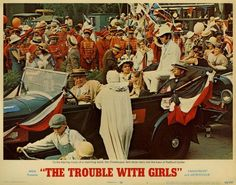 The Trouble with Girls = USA c (69 -182 - 5)