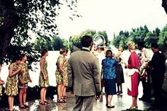 The Sound of Music - behind the scenes