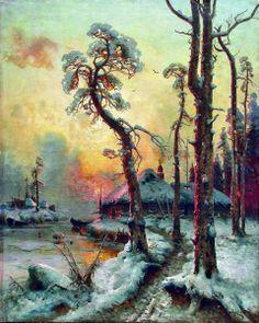 Fine Art : Julius von Klever
