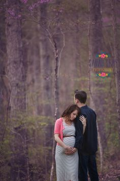 Including your significant other in some of your maternity shots is a great way to remember this time in your life! Also think outside the box! Some of the best photographs the subjects aren't looking at the camera! Maternity Photography www.sarahseayphotography.com  Raleigh, NC Photographer Pregnancy Photography