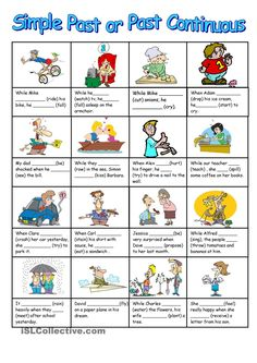 Counting Quarters Worksheet Excel Past Simple Vs Past Continuous  Past Simple Or Continuous  Great Schools Worksheets Word with Arctic Animals Worksheets Pdf Worksheet About When And While Verb Tenses Elementary Adults Multiple Meaning Words Worksheets 4th Grade Word