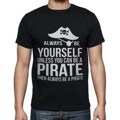 #funny #tshirt #men #black #quotes  Keep the spirit up with our tshirts! --> https://www.teeshirtee.com/collections/black-individual-t-shirt/products/regent-black-pirate-t-shirt-for-men-t-shirt-gift