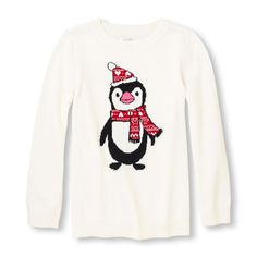 Long Sleeve Pullover Icon Sweater