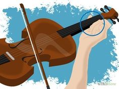 How to Play the Violin Step