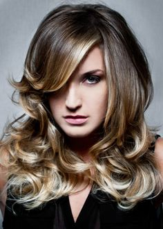 High Contrast Ombre  (by Guy Tang)