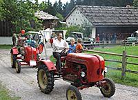 Traktorentag am 22. Juli