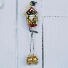 Terrain Cuckoo Clock Ornament #shopterrain