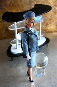 Pan AM Barbie