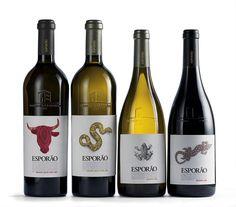 Herdade do Esporão Wines/Design Eduardo Aires, Art Joana Vasconcelos - Alentejo, Portugal