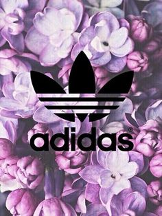 Damenbekleidung Adidas Originals Floral Engraving Running