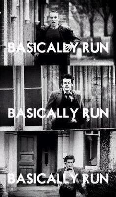 Basically run
