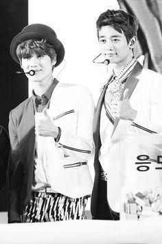 Taemin and Minho - SHINee