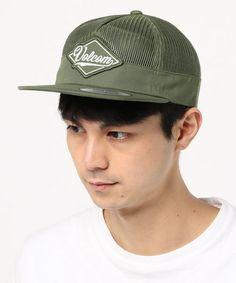 VOLCOM(ボルコム)のDivision Hat(キャップ)|詳細画像