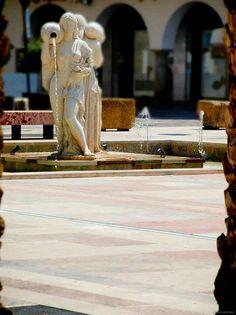 La antigua Astigi, la Écija de nuestros días, brillando en todo su s Places To Go, Seville Spain, Antigua, Cities, Fonts, Places