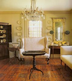 Martha Moments Stewart Turkey Hill Family Room DesignFamily RoomsBeautiful Living