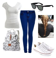 """Untitled #87"" by alia-ghanem ❤ liked on Polyvore"