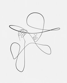 Minimalist Tattoo Designs - Page 18 of 95 - CoCohots Minimalist Drawing, Minimalist Art, Art Sketches, Art Drawings, Tattoo Sketches, Tattoo Drawings, Art Abstrait Ligne, Outline Art, Henna Tattoo Designs