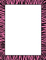 """Our Pink Strip Designer Paper comes in 30 sheets per pack, a classroom-friendly quantity! It is the standard size of 8 1/2"""" by 11"""" and is great for making newsletters, invitations, posters, letters ho"""