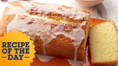 Recipe of the Day: Ina's 5-Star Lemon Yogurt Cake | Food Network - YouTube