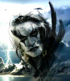 Heavy Metal Comic, Crow Images, Crow Movie, Brandon Lee, Jason Momoa, Dark Horse, Captain Marvel, Dark Art, Amazing Art