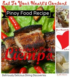 Pinoy Food Recipe : Garlicky Pork Liempo Majority of Filipinos are rice eaters. What's the perfect partner for piping white rice? The...