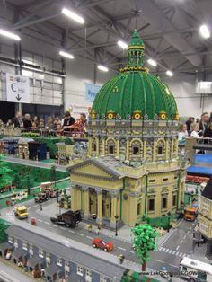 LEGO World – Copenhagen 2013