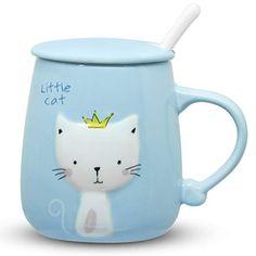 Mother Of Cats 17oz Large Latte Mug Cup Funny Crazy Cat Lady Big Large
