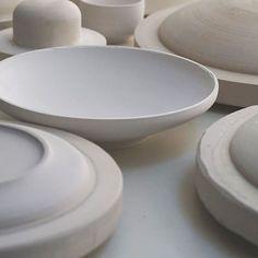 STEFAN DIEZ (@stefandiez) • Foto e video di Instagram Shiro, Foto E Video, Plates, Ceramics, Tableware, Instagram, Licence Plates, Ceramica, Dishes