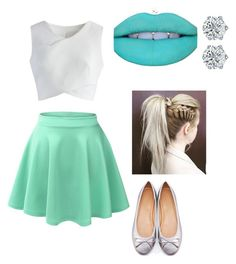 """""""Untitled #345"""" by geekyprincess16 ❤ liked on Polyvore featuring Chicwish and LE3NO"""
