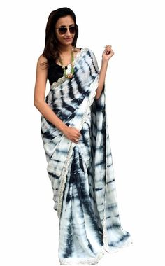 black tie and dye saree - house of 2 Sarees for indian woman  To purchase this product mail us at houseof2@liv e.com or whatsapp us on +919833411702 for further detail #sari #saree #sarees #sareeday #sareelove #sequin #silver #traditional #ThePhotoDiary #traditionalwear #india #indian #instagood #indianwear #indooutfits #lacenet #fashion #fashion #fashionblogger #print #houseof2 #indianbride #indianwedding #indianfashion…