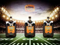 Superbowl für STROH Sauce Bottle, Blog, Blogging