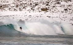 Surfing i Lofoten - VG