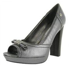 CALVIN KLEIN JEANS Jackie Metallic Womens Shoes (Apparel)  http://333deals.com/ams.php?p=B007NLZO9G  #fashion #discount