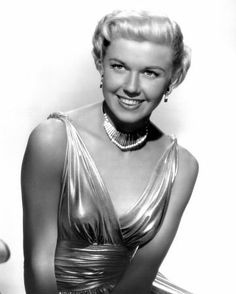 Doris Day in Lullaby of Broadway wearing Joseff of Hollywood jewelry.