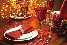 Como decorar a mesa para o Natal - http://www.damaurbana.com.br/como-decorar-a-mesa-para-o-natal/